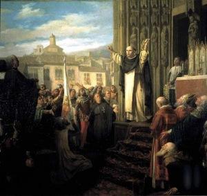 Compromiso de Caspe, por Teófilo de la Puebla (1867)