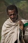 Hombre en la localidad de Lalibela, © Carlos Manzano (http://www.carlosmanzano.net)