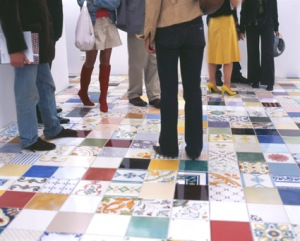 Tiles, © Martín Creed (http://martincreed.com)