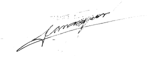 Firma manuscrita de Francisco Carrasquer a pie de artículo
