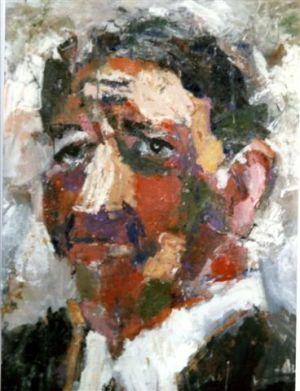 Retrato de Francisco Carrasquer
