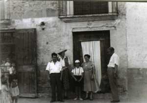 Casa natal de Francisco Carrasquer