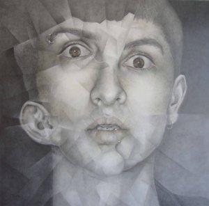 Carlos Blanco, autorretrato