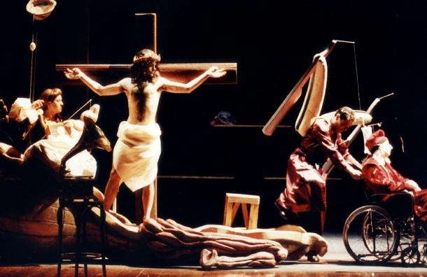 Buñuel, Lorca, Dalí. Teatro del Temple. Premio Max 2004