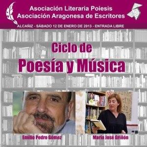 Ciclo de Poesía y Música en Alcañiz