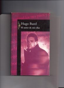El autor de mis días, novela de Hugo Burel