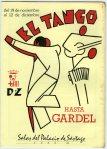 El tango hasta Gardel-Programa Exposición 1986