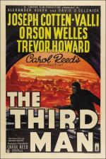 El tercer hombre, Orson Welles