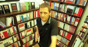 Ignacio Martínez de Pisón, Premio Letras Aragonesas 2011 (foto en antoncastro.blogia.es)