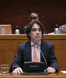 Humberto Vadillo, director general de Cultura del Gobierno de Aragón