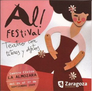 Al! Festival. Centro Cívico de La Almozara, Zaragoza