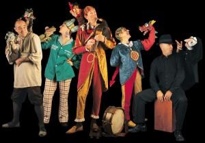 Los Titiriteros de Binéfar, Premio Nacional de Teatro para la Infancia y la Juentud 2009