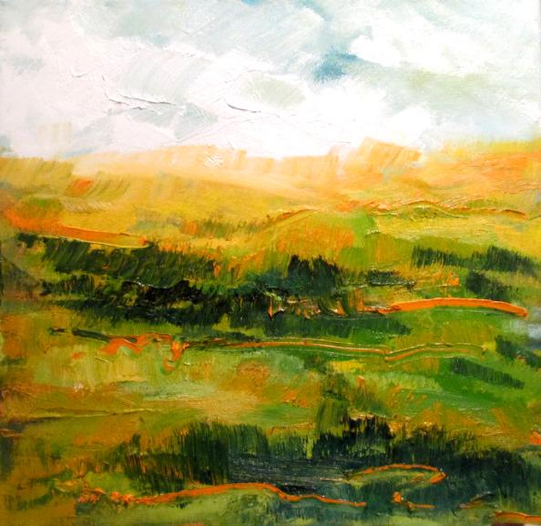 Paisaje, de Pilar Aguarón