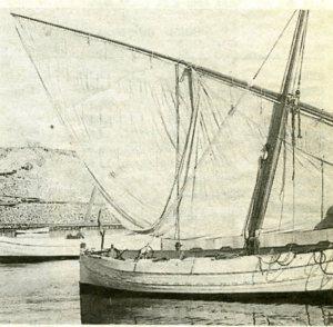Primer barco del Instituto Oceanográfico Español