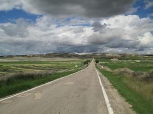 17 Monegros, fotografía de Samuel Larués (http://paisajesciclistas.blogspot.com.es)