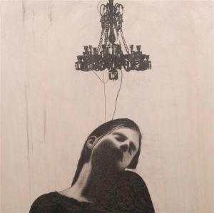 Obra de Omar Galliani (http://culturauniversale.blogspot.com.es)