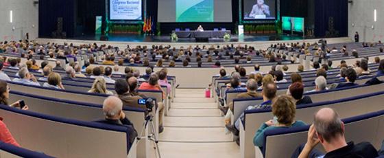 Congreso Iberoamericano de Cultural Digital, Palacio de Congresos de Zaragoza