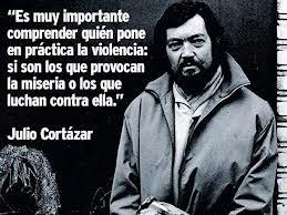Julio Cortázar, acerca de las revueltas