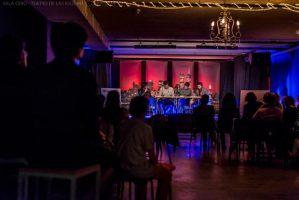Ciclo de Poesía -Sin Fronteras-, Sala0, Teatro de las Esquinas