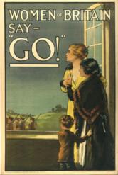 Las mujeres de Gran Bretaña dicen ¡Acude!