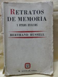 Retratos de memoria y otros ensayos, Bertrand Ruselll