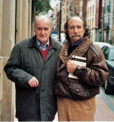 Mariano Esquillor y Manuel M. Forega