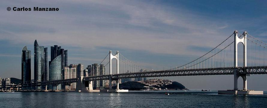 Corea del Sur. Busan