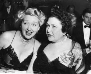 Louella y Hedda