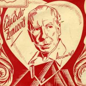 Zamacois, Eduardo Dibujo de Argüello