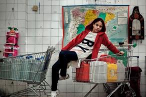 """De hierro (serie """"Retratos"""" Bianca). https://vimeo.com/115282808"""