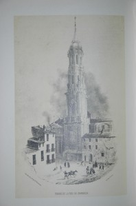 Torre de la Seo, Zaragoza