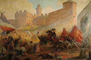 h_p_perrault_prise_de_la_bastille_painted_1928